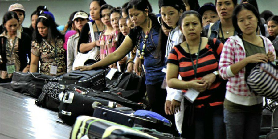 Why Filipinos go abroad