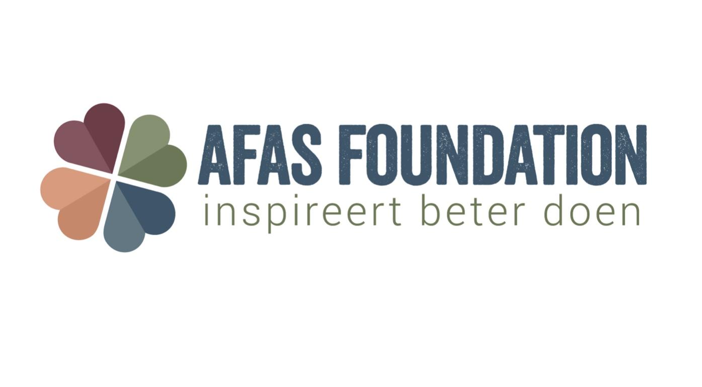 Vers voedsel met dank aan AFAS en donateurs